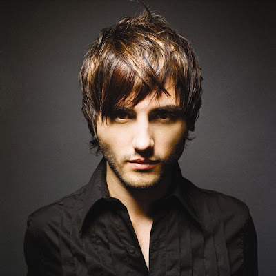 latest Hot mens hairstyle for 2010 cool mens hairstyles for 2009