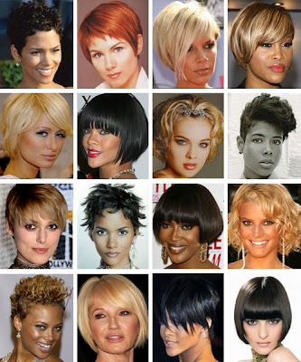short hairstyles for girls with thick hair. Thick hair can be difficult to