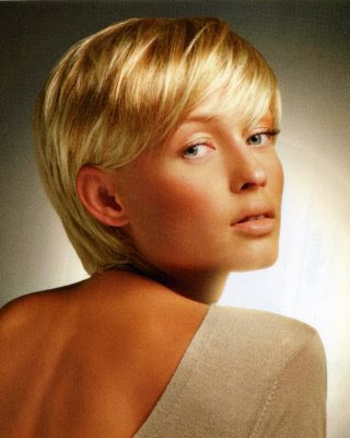 short hair for women over 30