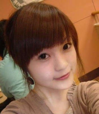 Cute Asian Hairstyle. Cute Asian Hairstyle: Fei zhu