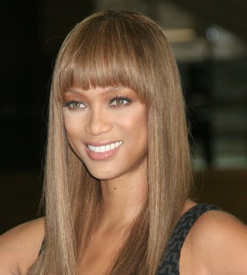 Majority of the African American hairstyles for girls display relaxed and