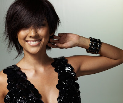 2009 Very Short Boyish Haircuts for Girls Sexy Short Hairstyles Trends For