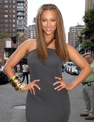 tyra banks 2011 haircut. Tyra Banks Afro Haircuts