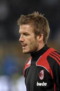 David Beckham New Men Haircuts