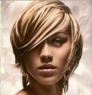 Modern hairstyles 2012