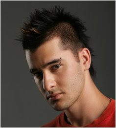 Trends Fashion Men Hairstyles 2010