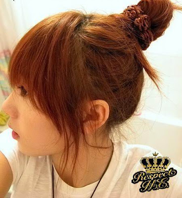 cute wedding hairstyles. -cute asian hairstyle cute fei