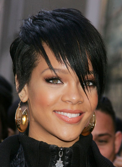 Afro-American Haircut for Women