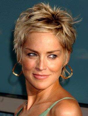 Short Hairstyles Trends 2010 2011: Sexy Sharon Stone Short Hairstyles ...