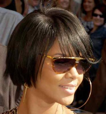 Sassy Short Hairstyles Rihanna Haircuts 2010