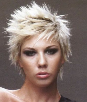 funky female hairstyles. 2010 Funky hairstyles for