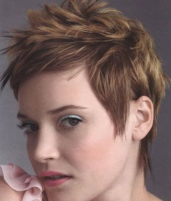 Funky Cool Short Hair styles trends for winter 2009 2010