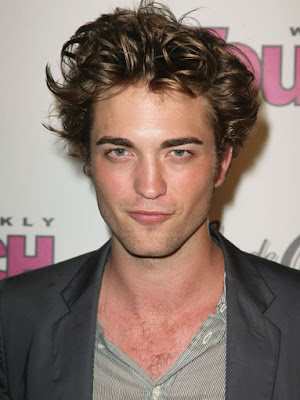 Cool Robert Pattinson Celebrity Hairstyles for Men