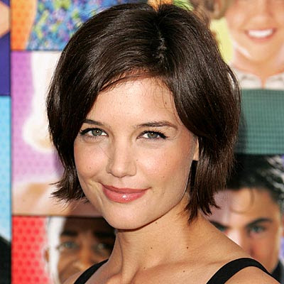 Trendy Katie Holmes Hot Short Hairstyles