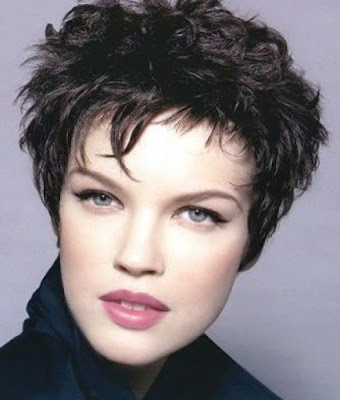 short haircuts for round faces and fine hair. Short Hairstyles For Round