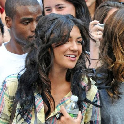 Jessica Szohr Cute Hair Models for Long Hair