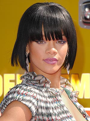 Rihanna Hairstyles Live your Life Modern Short Hairstyles with