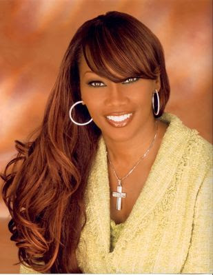 Yolanda Adams Afro Hairstyles For Black Women