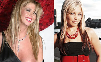 Tara Reid Glamorous Modern Hairstyles With Long Locks