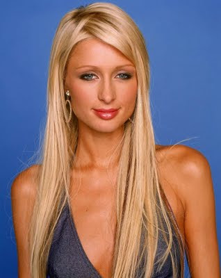 Beautiful Paris Hilton