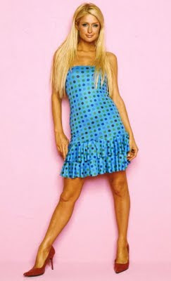 New Paris Hilton Blonde Hair Models 2010