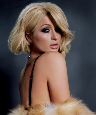 New Paris Hilton Blonde Hair Models 2010