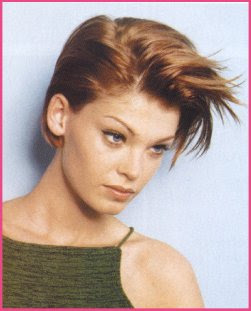 Haircuts Ideas for Short Hair Women in Winter 2009 2010