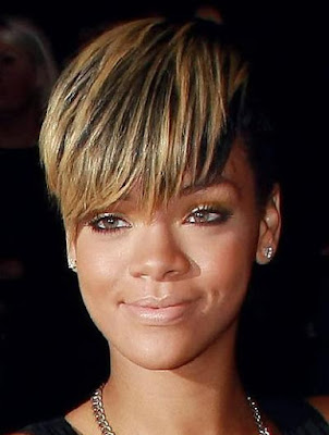 rihanna hairstyles 2011. 2011 short hairstyles are