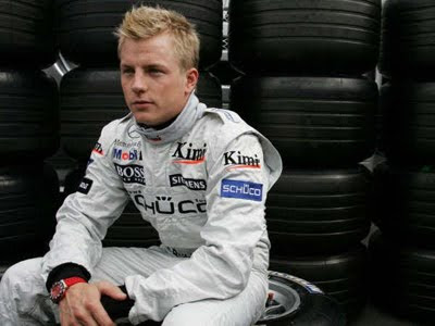 Kimi Raikkonen Men Haircut Styles for 2010. Label: Blonde Hairstyles