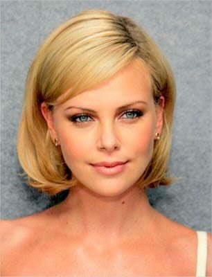 feminine hairstyles. Stylish cute short hairstyle