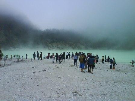 Kawah Putih Ciwidey Bandung West Java