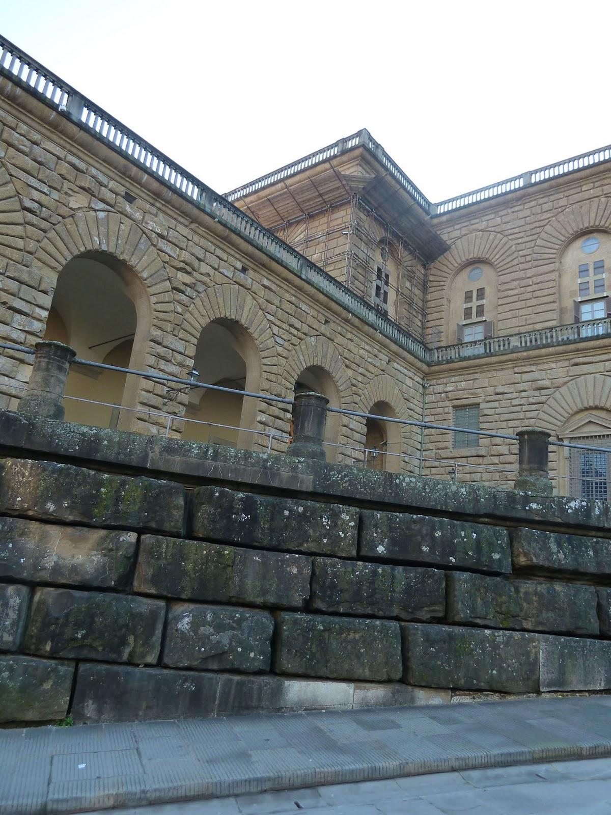Ciao firenze inverno 2011 palazzo pitti giorgione e for Palazzo pitti