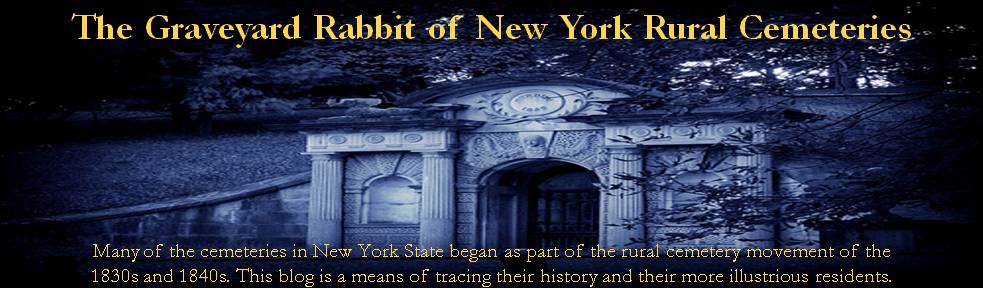 The Graveyard Rabbit of New York Rural Cemeteries