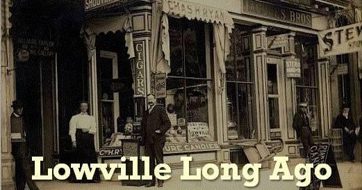 Lowville Long Ago
