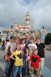 Disneyland 0ct 2010
