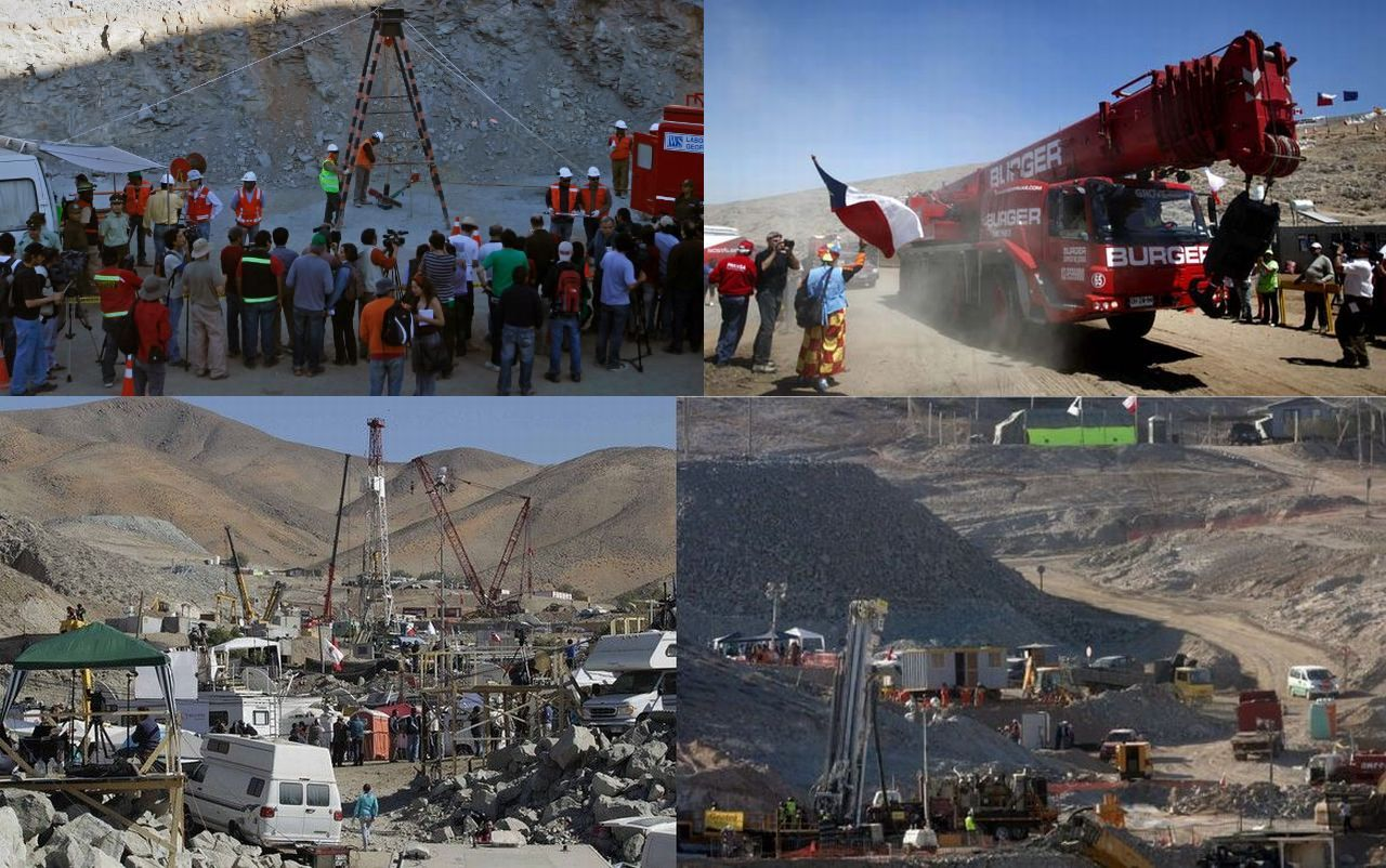 the collapse of the san jose mine The collapse of the san jose gold and copper mine that trapped 33 miners for 10 weeks 2,300 feet below ground has focused attention on the safety of operations at chilean mines over the past 30.