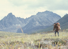 Hiking the Crest of the Brooks Range in 1972
