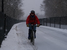 Bicycling in Minneapolis in December