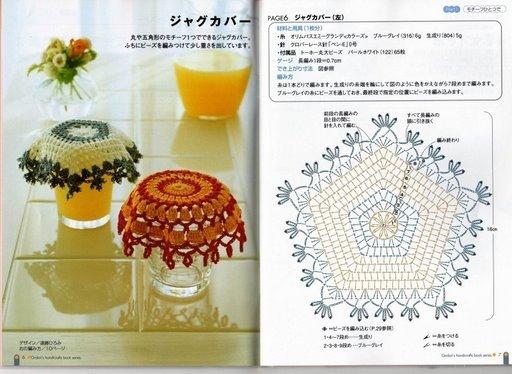 Picasa web crochet japones - Imagui