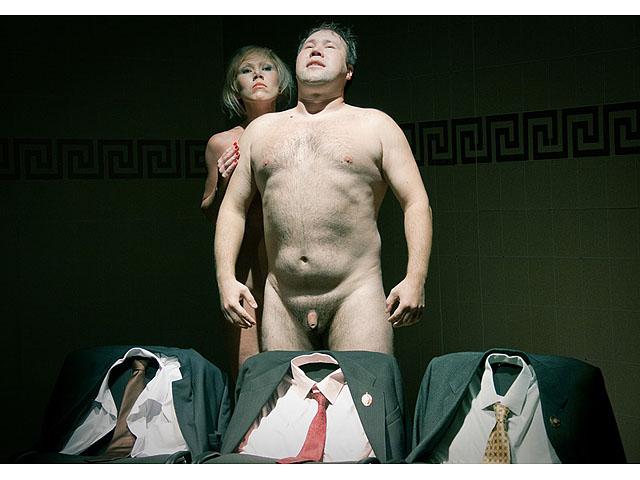 Nude theater vimeo