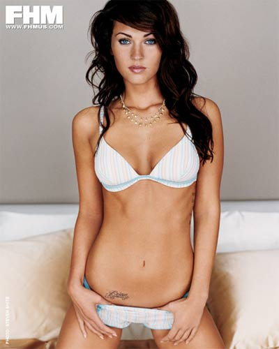 Hottest women Megan+Fox