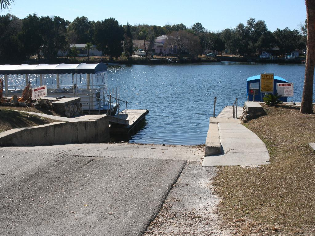 Crystal river fishing report marinas and launch ramps for Canal bait and tackle fishing report
