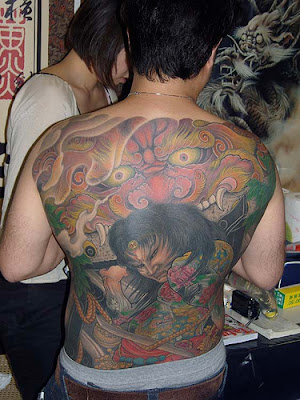 Tattoo Brasil (Group) Japanese Samurai Tattoo Designs Digg. di 08.50.