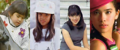 (Above) Princess Ubolratana's youngest child, Khun Sirikitiya Jensen (born 18th Mar, 1985) - U3