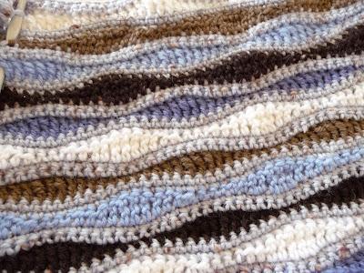 Sunshine Paradise Crochet Waves Unique Lazy Wave Crochet Pattern
