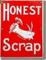 Honest Scrap--Facts About Me