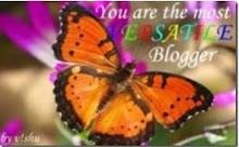 Versatile Blogger Award August 2010