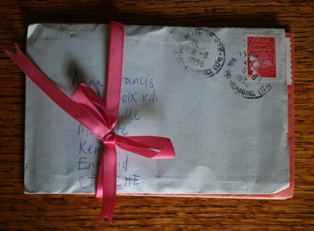 Anna Francis Paris Correspondence School