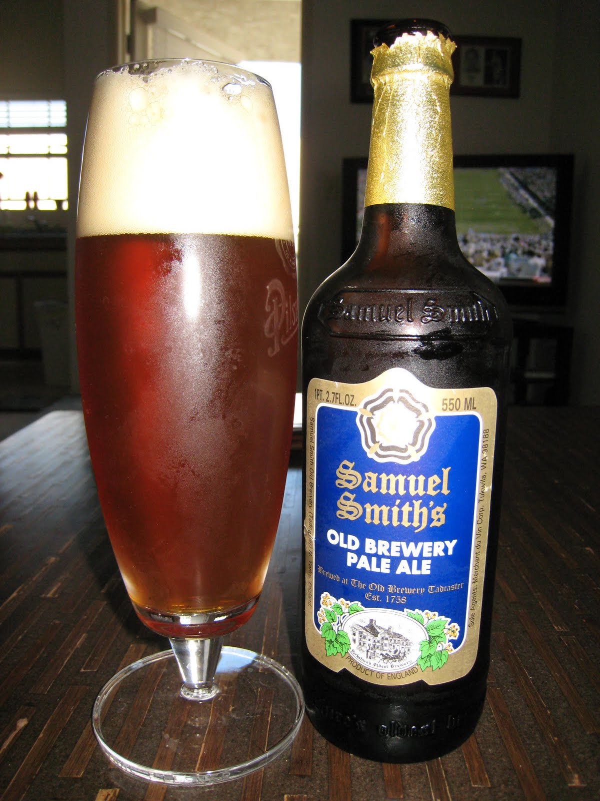 a comparison of samuel adamss ale beers Samuel adams summer ale in all aspects, you get a well-crafted brew aromas of whole wheat, spruced up with a strong lemony note very.