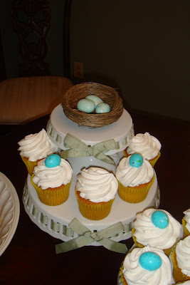 Baby Shower Cakes From Publix http://jenniferthepinkchick.blogspot.com/2010/03/bird-themed-baby-shower.html